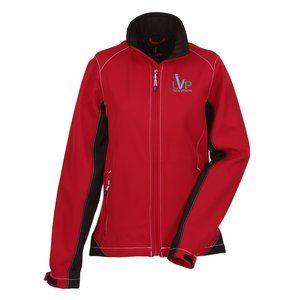 Iberico Soft Shell Jacket - Ladies' Main Image