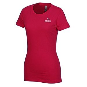 Next Level 3.8 oz. Perfect Tee - Ladies' - Screen Main Image
