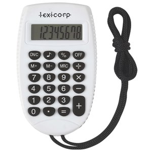 Calculator on a Rope - Closeout Main Image