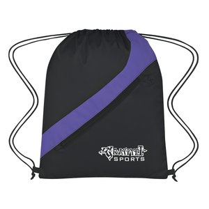 Ignite Drawstring Sportpack - Closeout Main Image