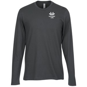 Next Level 4.3 oz. Long Sleeve T-Shirt - Men's Main Image