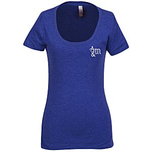 Next Level Tri-Blend Scoop Tee - Ladies' - Colors Main Image
