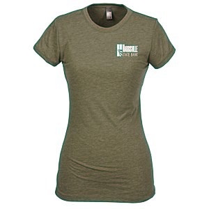 Next Level Poly/Cotton Tee - Ladies' Main Image