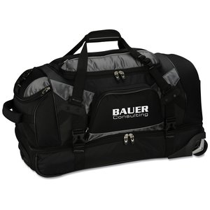 Vertex Tech Drop Bottom Wheeled Duffel Main Image