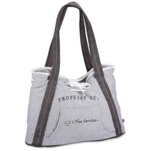 Our Team Sweatshirt Sport Tote - Closeout Main Image