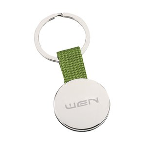 Colorplay Key Ring - Round - Closeout Main Image