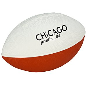 "6"" Foam Football -Two Tone Main Image"