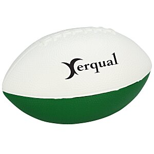 "7"" Foam Football -Two Tone Main Image"