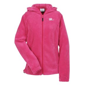 Columbia Benton Springs Fleece Hoodie - Ladies' Main Image