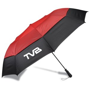 London Fog Albion Folding Umbrella