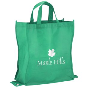 Polypropylene Shop-N-Fold Tote - Closeout Main Image