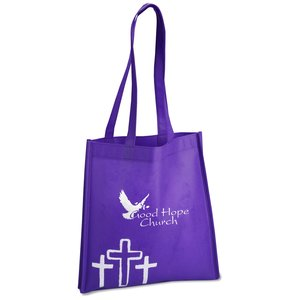 Spiritual Tote - Crosses - Closeout