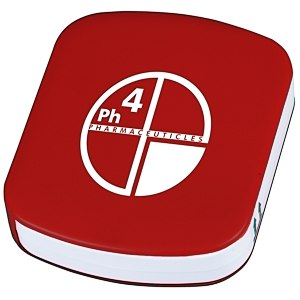 4 Compartment Pill Case Main Image