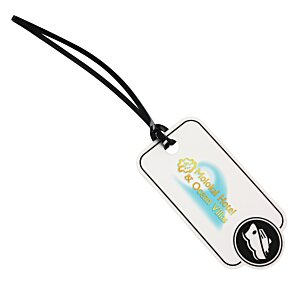Bon Voyage Luggage Tag - Ship Main Image