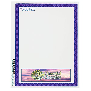 Removable Memo Board Sticker - To Do - Trellis Main Image