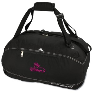 "High Sierra 24"" Pack-N-Go Duffel Set Main Image"
