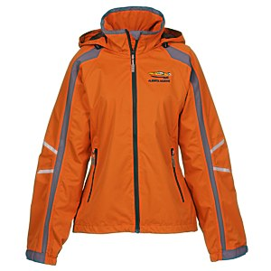 Blyton Lightweight Waterproof Jacket - Ladies' Main Image