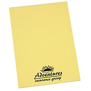 "Scratch Pad - 7"" x 5"" - Color - 25 Sheet"