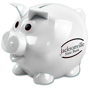 Lil' Piggy Bank - Opaque Main Image