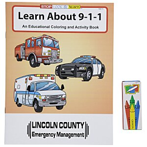 Fun Pack - Learn About 911 Main Image