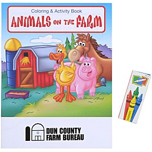 Fun Pack - Animals On The Farm Main Image