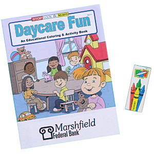 Fun Pack - Daycare Fun Main Image