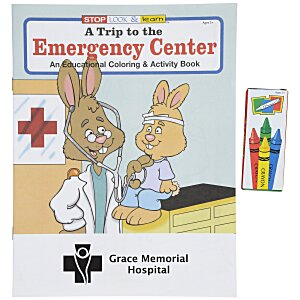 Fun Pack - A Trip to the Emergency Center Main Image