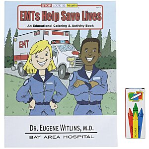 Fun Pack - EMT'S Help Save Lives