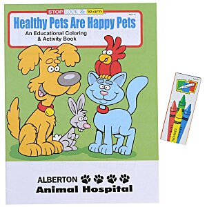 Fun Pack - Healthy Pets Are Happy Pets Main Image