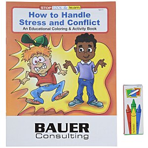 Fun Pack - How to Handle Stress & Conflict Main Image