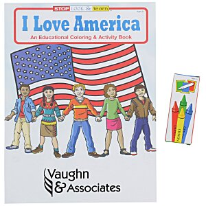 Fun Pack - I Love America Main Image