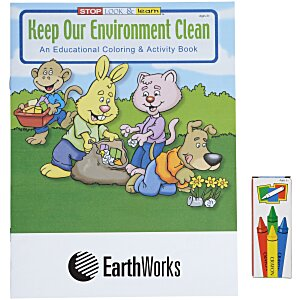 Fun Pack - Keep Our Environment Clean Main Image