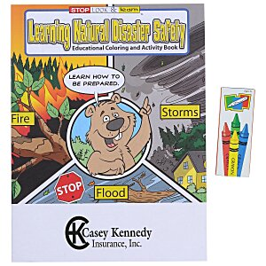 Fun Pack - Learning Natural Disaster Safety Main Image