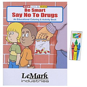 Fun Pack - Be Smart Say No To Drugs Main Image