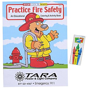 Fun Pack - Practice Fire Safety Main Image