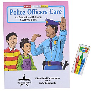 Fun Pack - Police Officers Care Main Image