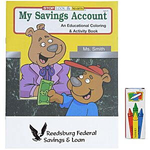 Fun Pack - My Savings Account Main Image