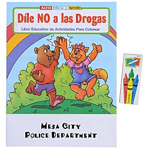 Fun Pack - Stay Drug Free - Spanish Main Image