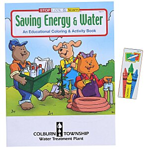 Fun Pack - Saving Energy & Water Main Image