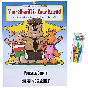 Fun Pack - Your Sheriff is Your Friend Main Image
