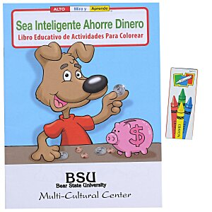 Fun Pack - Be Smart, Save Money - Spanish