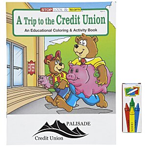 Fun Pack - A Trip to the Credit Union Main Image