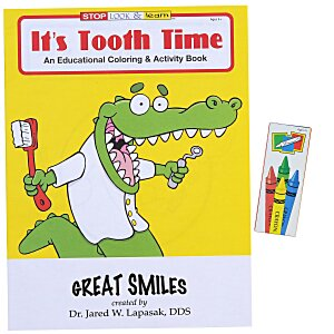 Fun Pack - It's Tooth Time Main Image