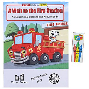 Fun Pack - A Visit to the Fire Station