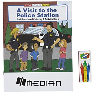 Fun Pack - A Visit to the Police Station Main Image