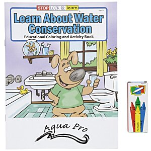 Fun Pack - Learn About Water Conservation Main Image