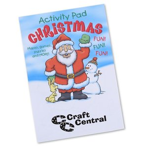 Activity Pad - Christmas Fun Main Image
