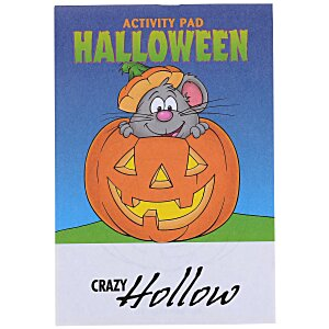 Activity Pad - Halloween Main Image