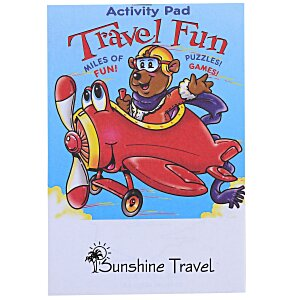 Activity Pad - Travel Fun Main Image