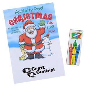 Activity Pad Fun Pack - Christmas Fun Main Image